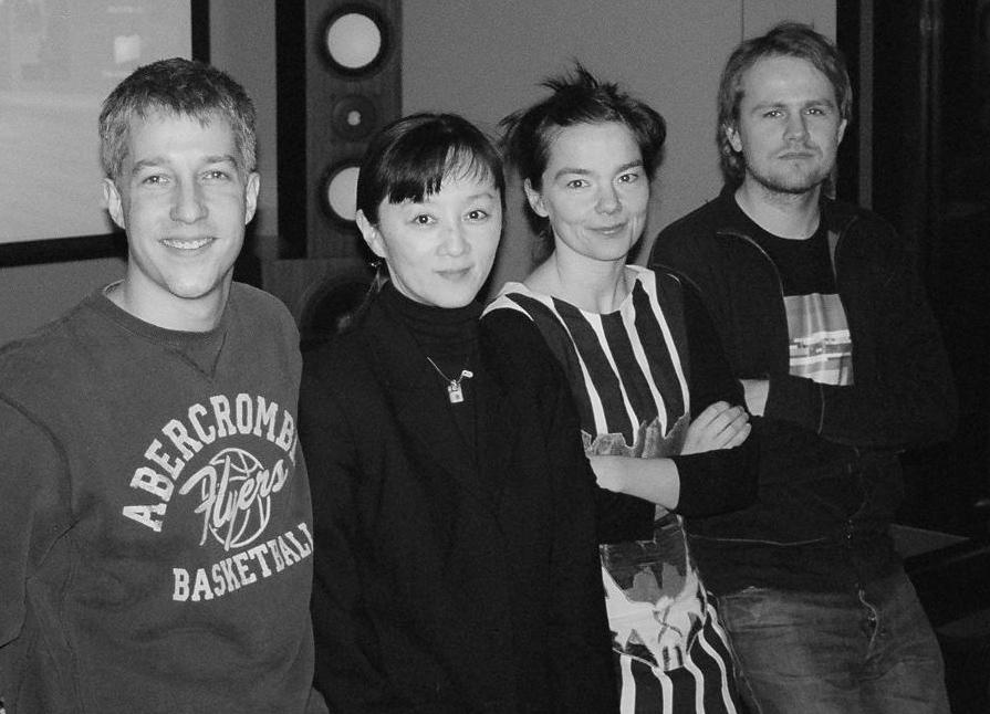 Hal Winer, Mayumi Miyata, Bjork, Valgier Sigurdsson