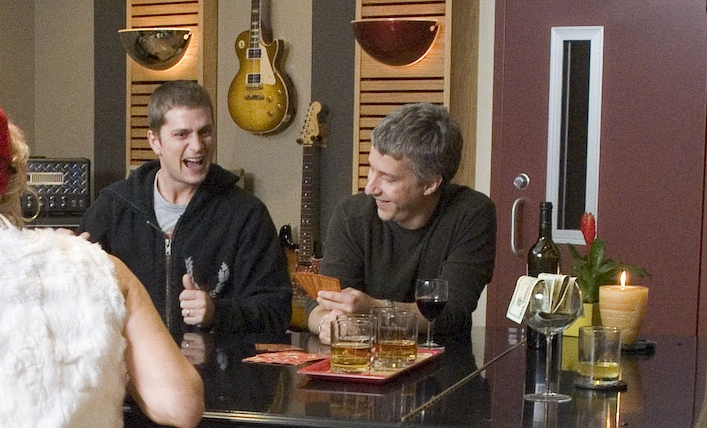 Rob Thomas & Hal Winer