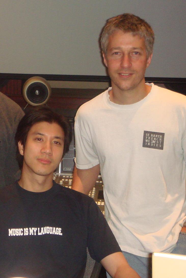 Leehom Wang & Hal Winer