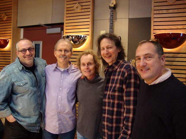 Joe Bonadio, Michael Franks, Mark Egan, Clifford Carter, Chuck Loeb